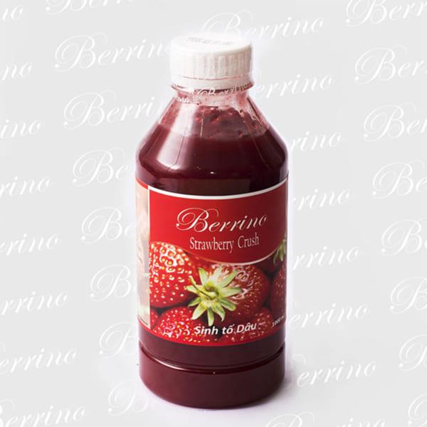 berrino sinh tố dâu