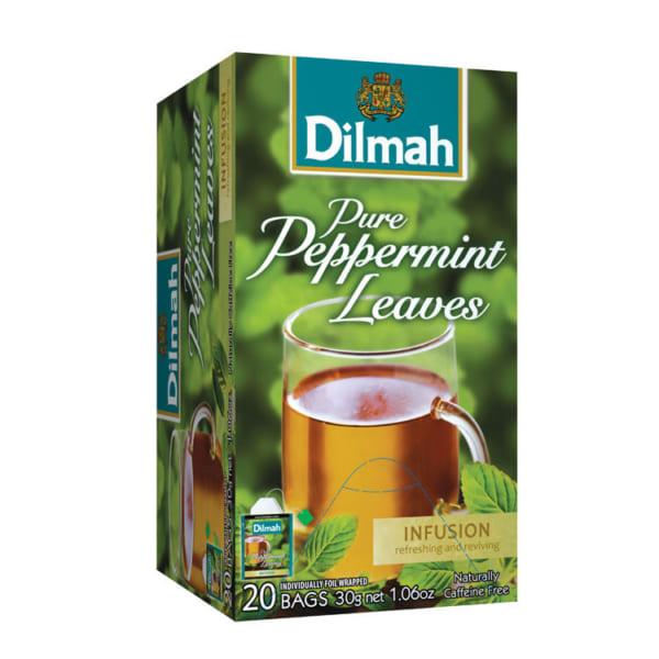 TRÀ DILMAH BẠC HÀ CAY PURE PEPERMINT