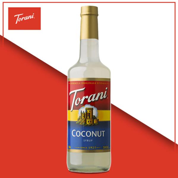 TORANI SYRUP COCONUT