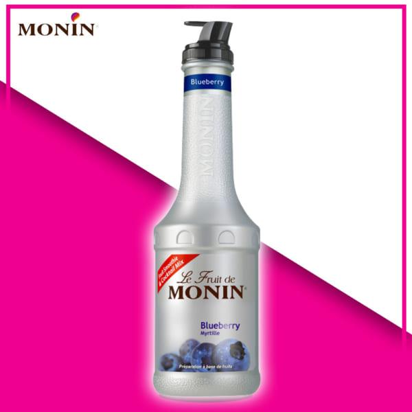 MONIN PURE BLUEBERRY