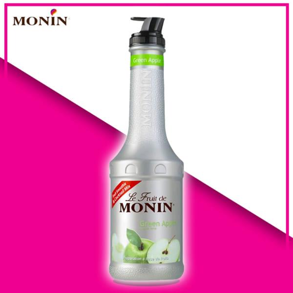 MONIN GREEN APPLE PURE