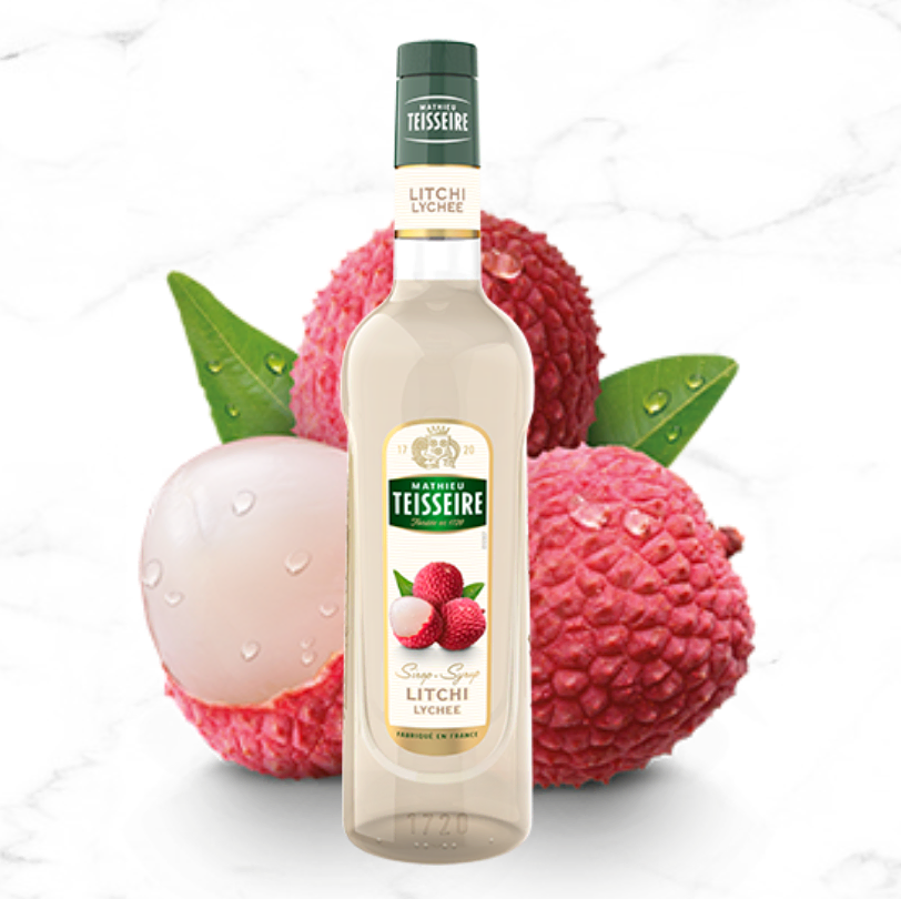 TEISSEEIRE LYCHEE SYRUP