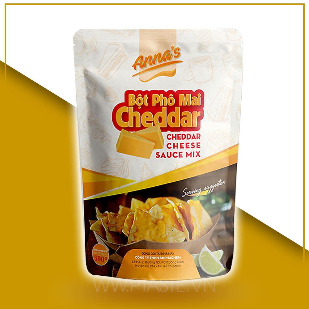 bột phô mai Úc hiệu Cheddar