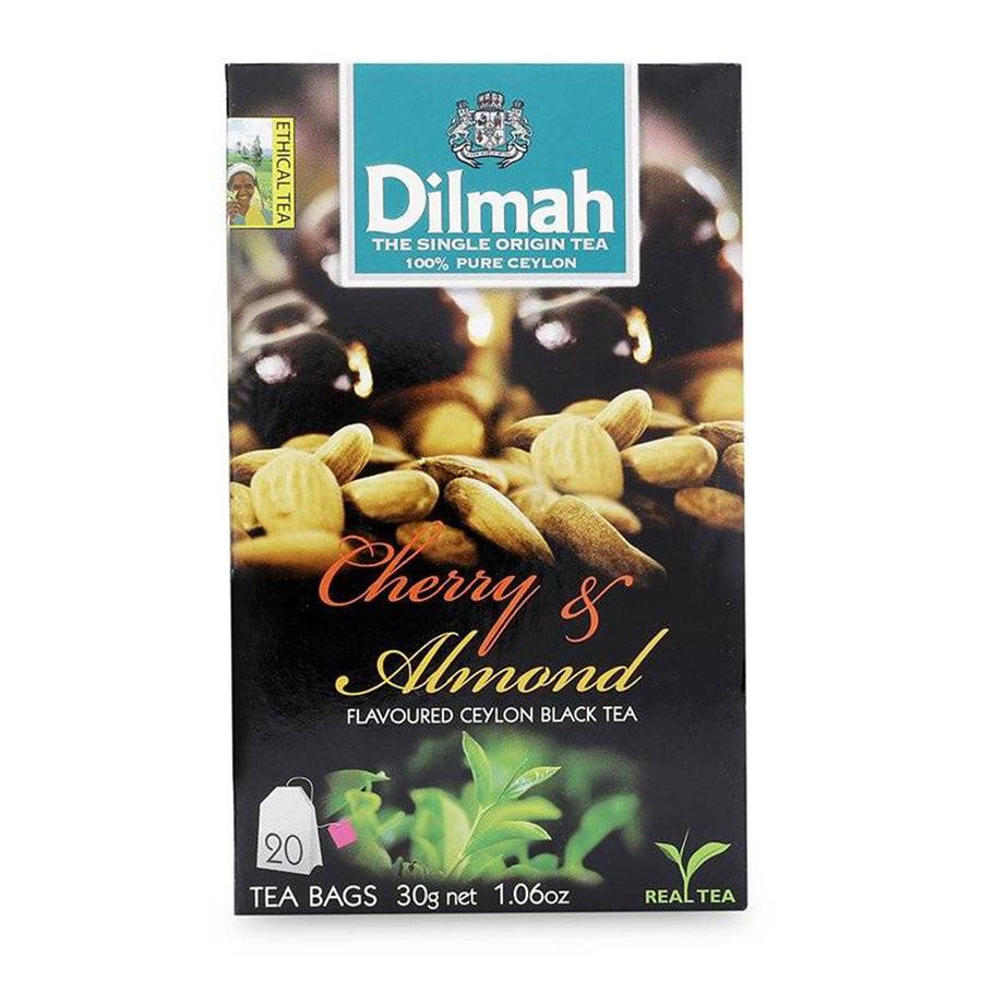 trà túi lọc dilmah anh đào và hạnh nhân