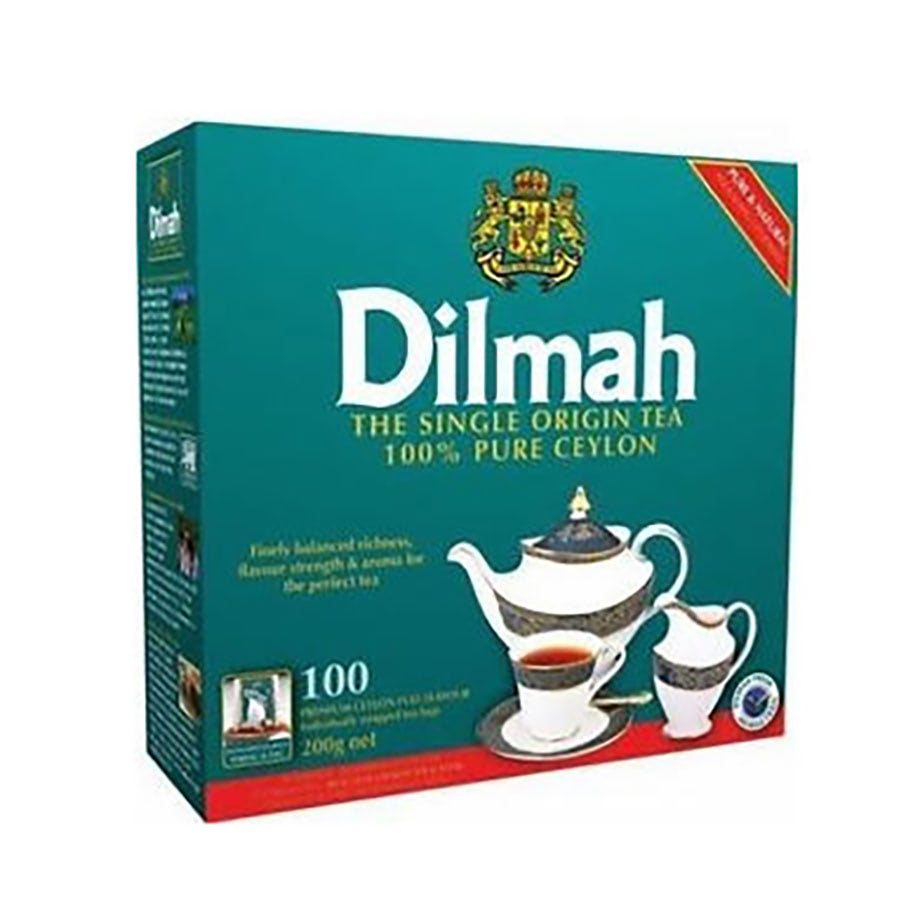 trà túi lọc dilmah đen cylon