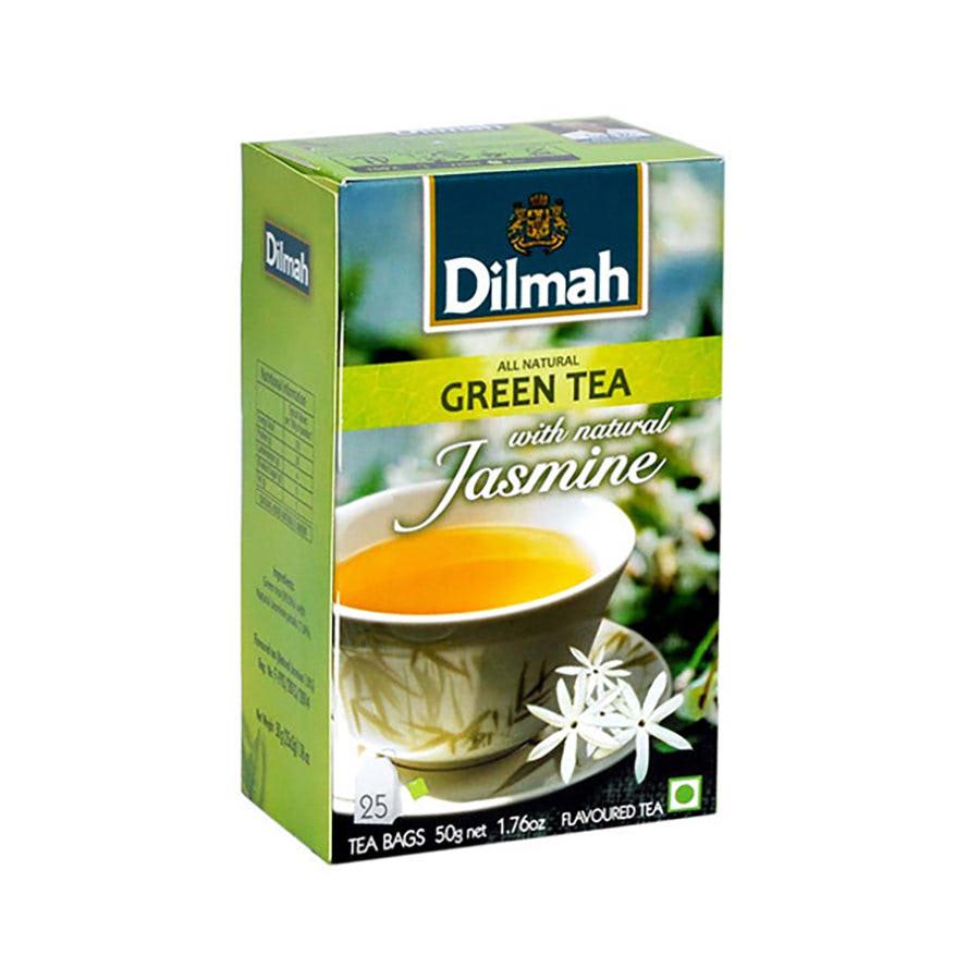 trà túi lọc dilmah lài