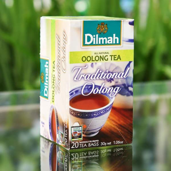 TRÀ DILMAH HỘP GIẤY OOLONG TEA