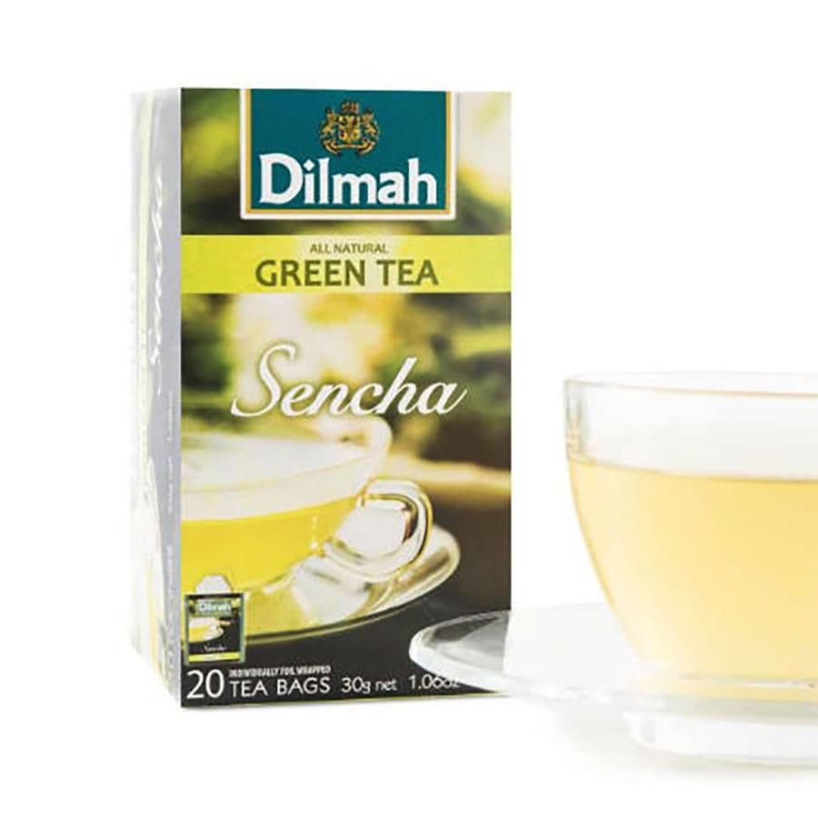 trà túi lọc dilmah sencha