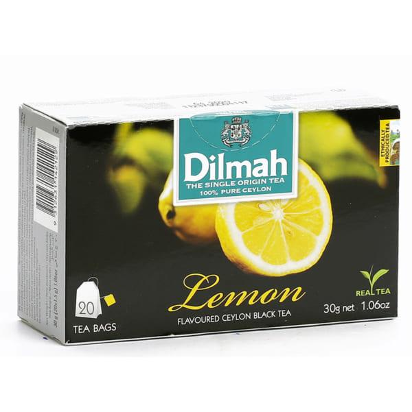 TRÀ DILMAH LEMON (1,5G)