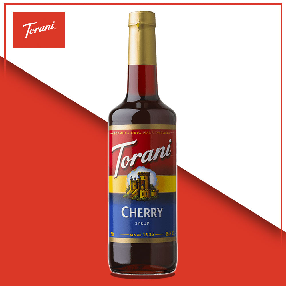 siro torani cherry
