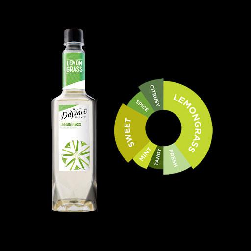 DVG syruo lemongrass