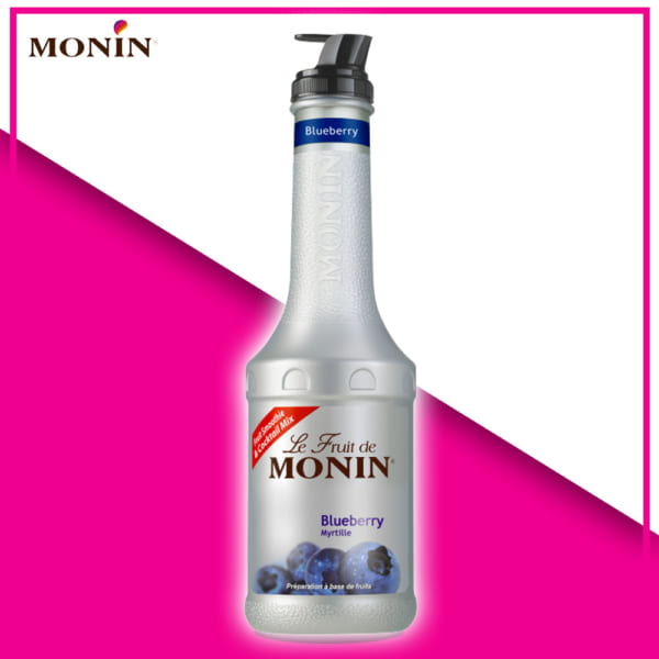 MONIN PURE BLUEBERRY