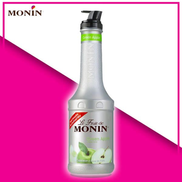 MONIN GREEN APPLE PURE