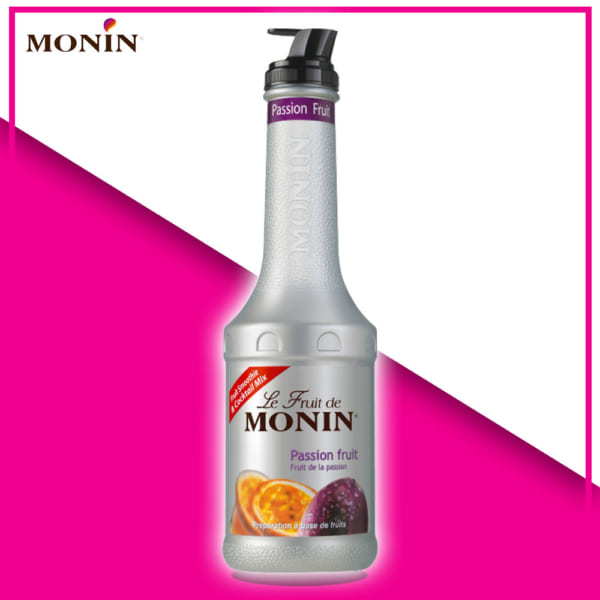 MONIN PURE PASSION FRUIT