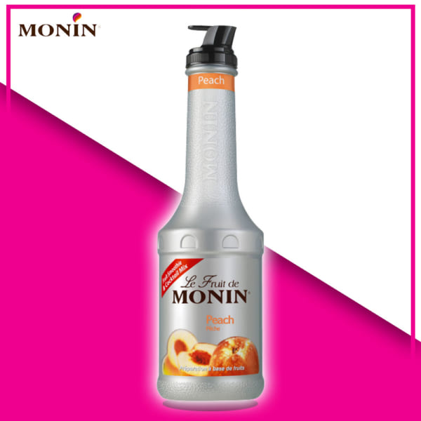MONIN PEACH PURE