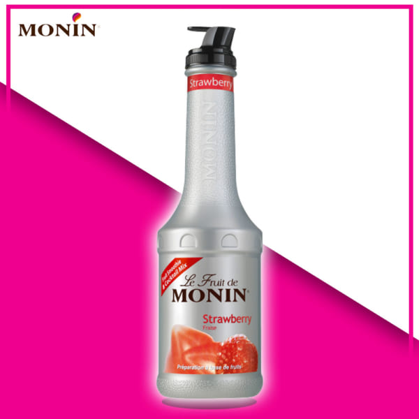 MONIN STRAWBERRY PURE