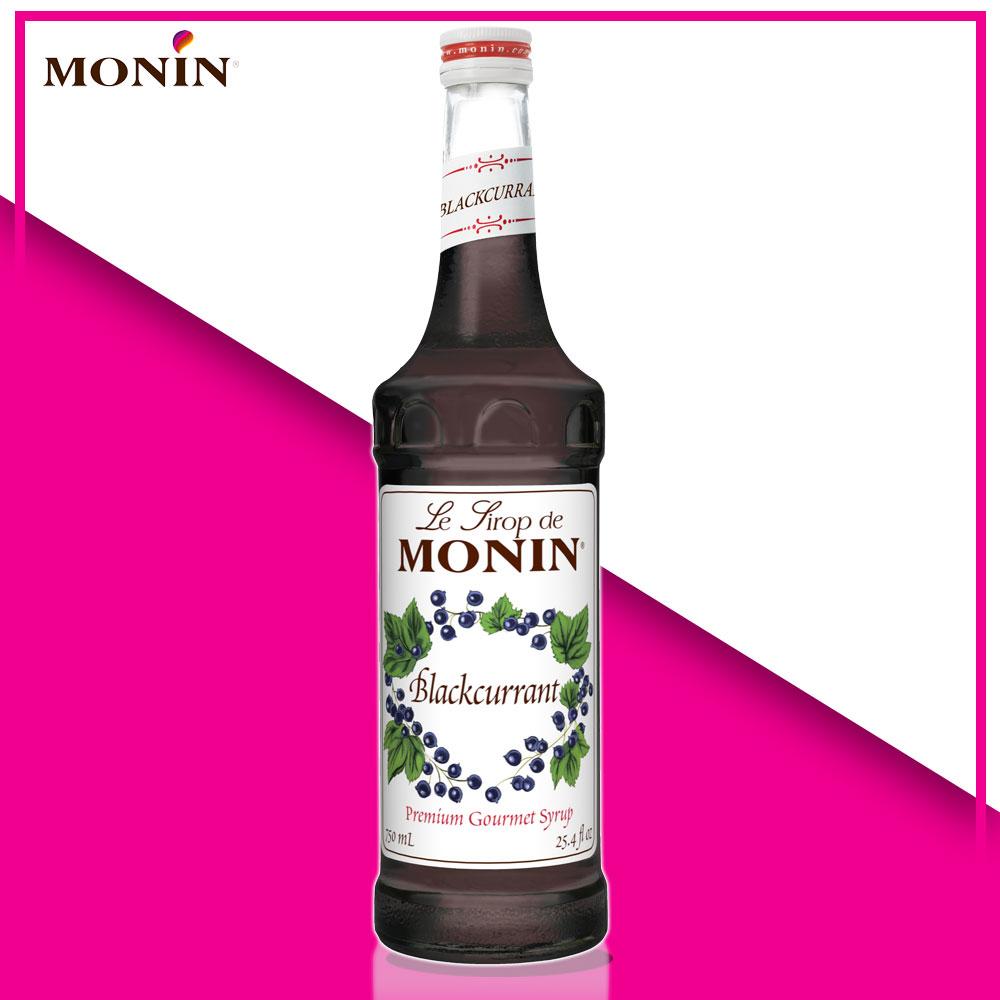 siro black currant Monin