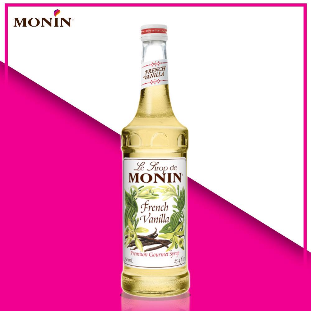 siro vanilla Pháp Monin