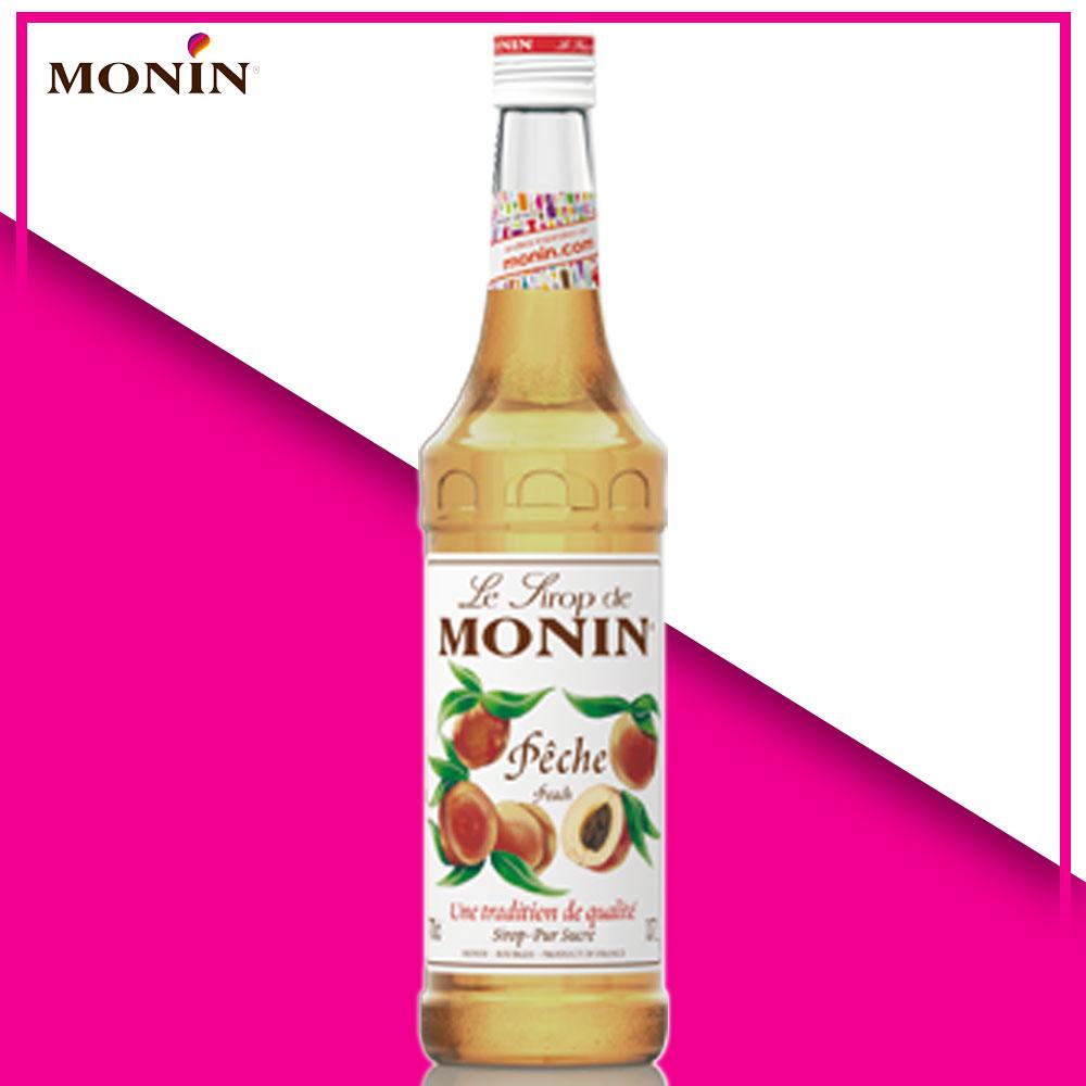 Siro đào Monin