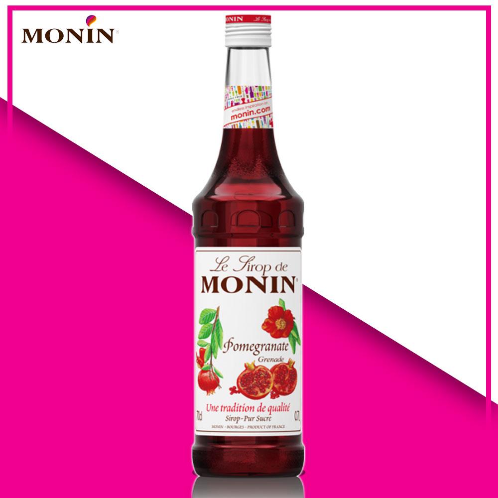 siro lựu đỏ Monin