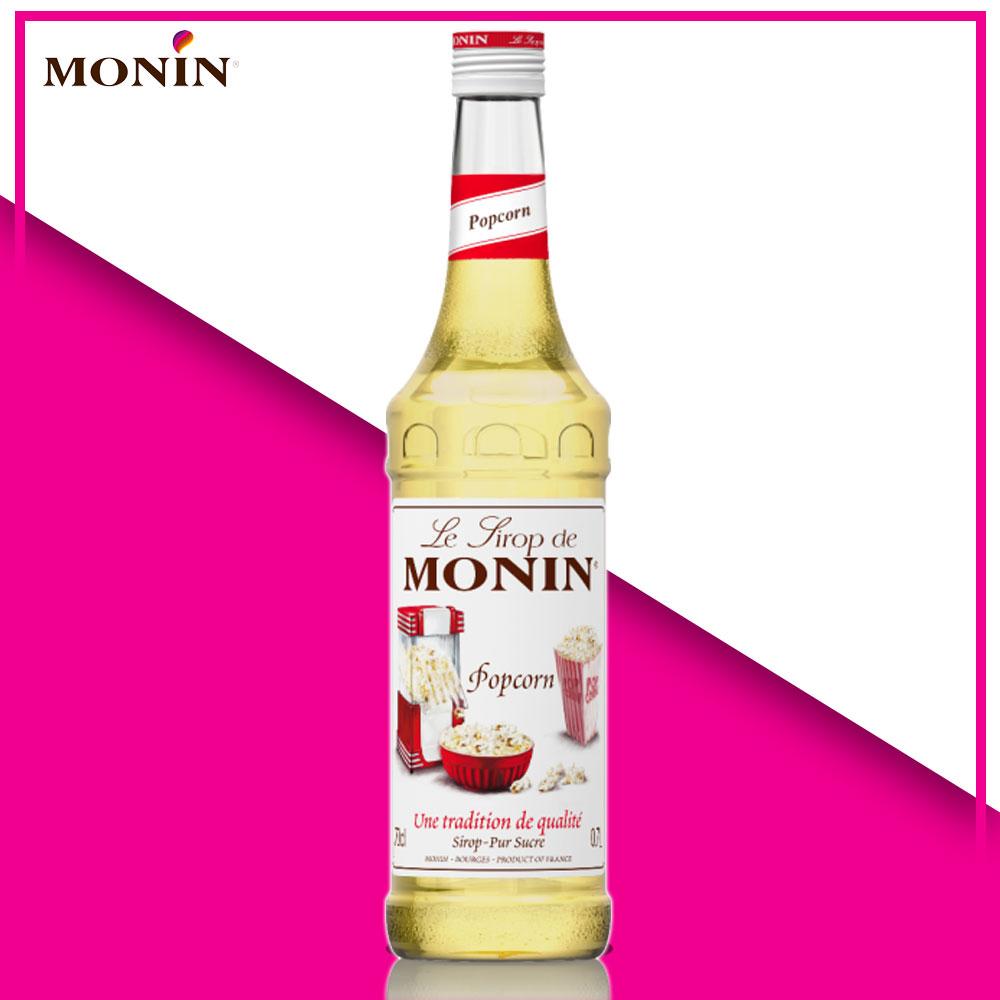 siro bắp nổ Monin