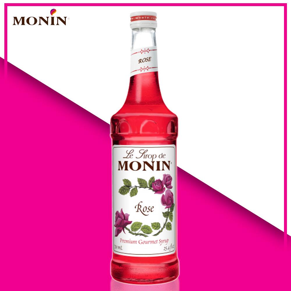 siro hoa hồng Monin