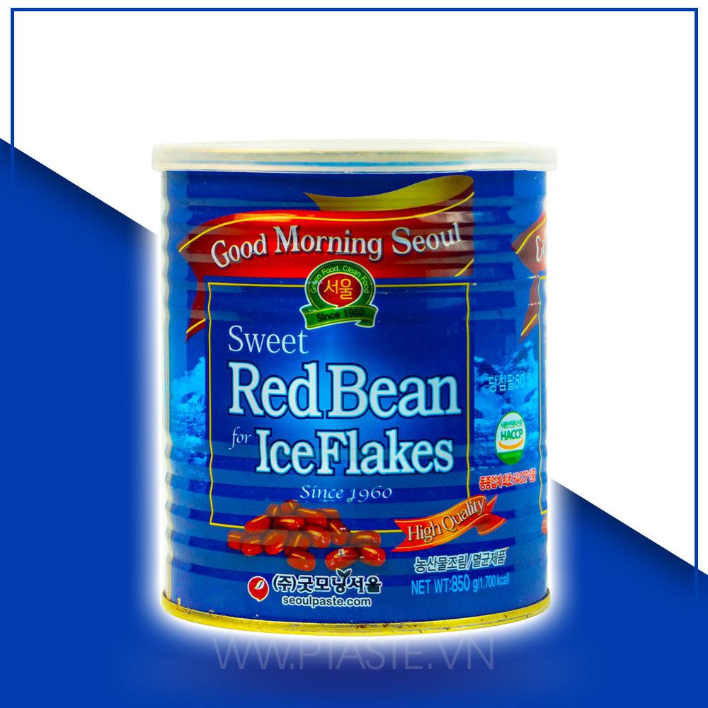 đậu đỏ morning hàn quốc
