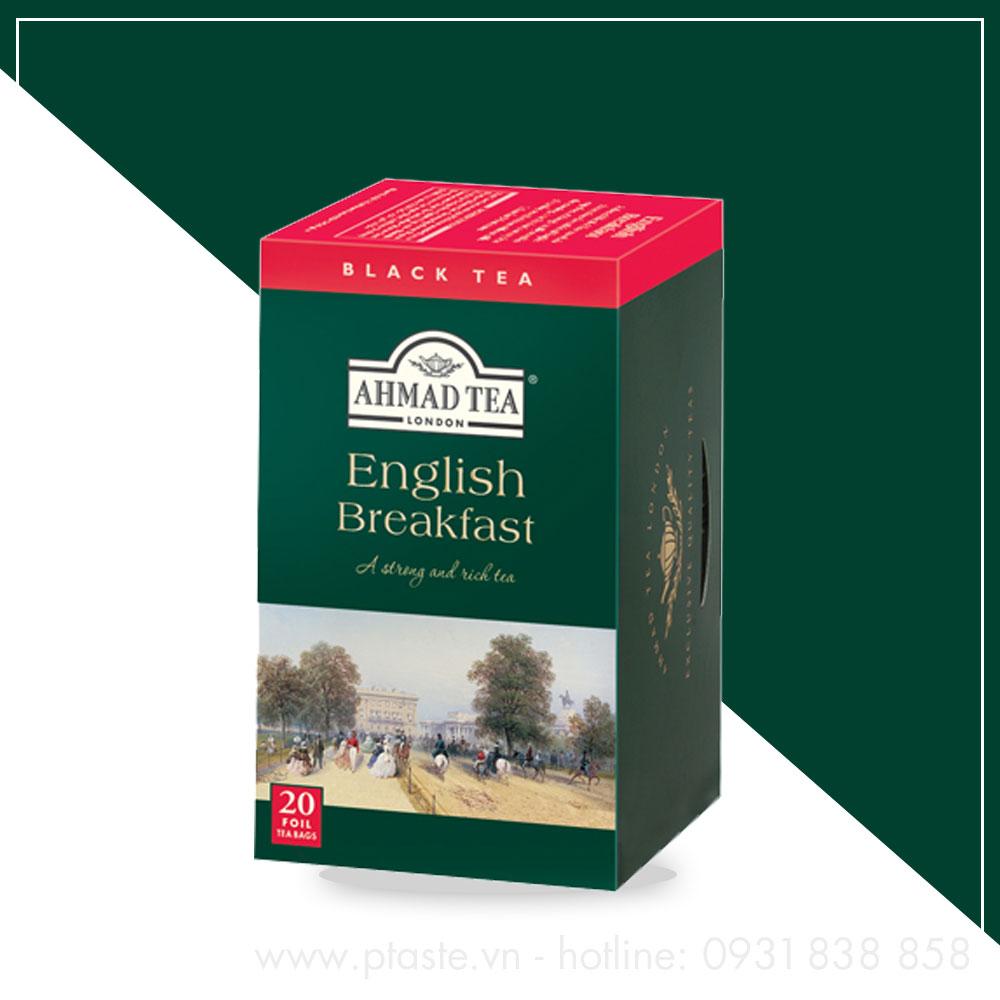 TRÀ ALMAD - ENGLISH BREAKFAST