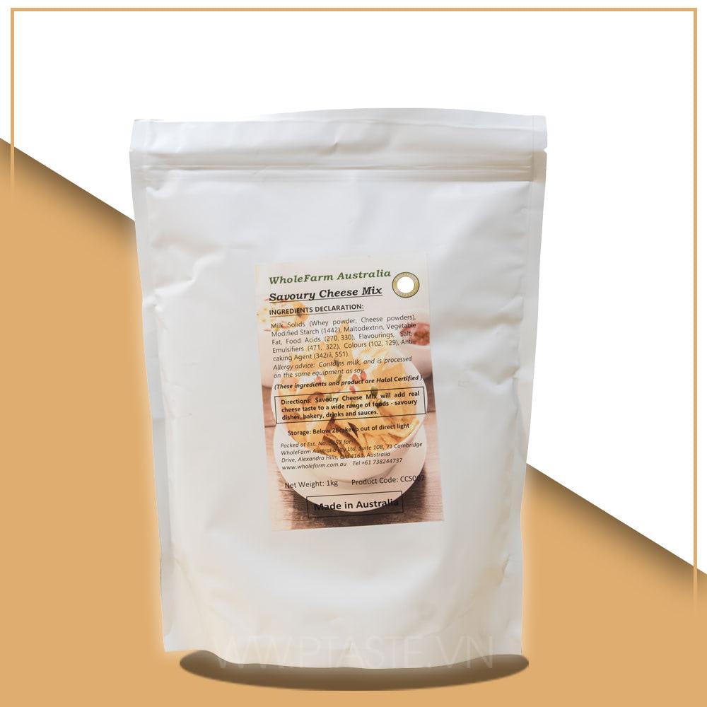 bột phô mai Úc hiệu Savoury