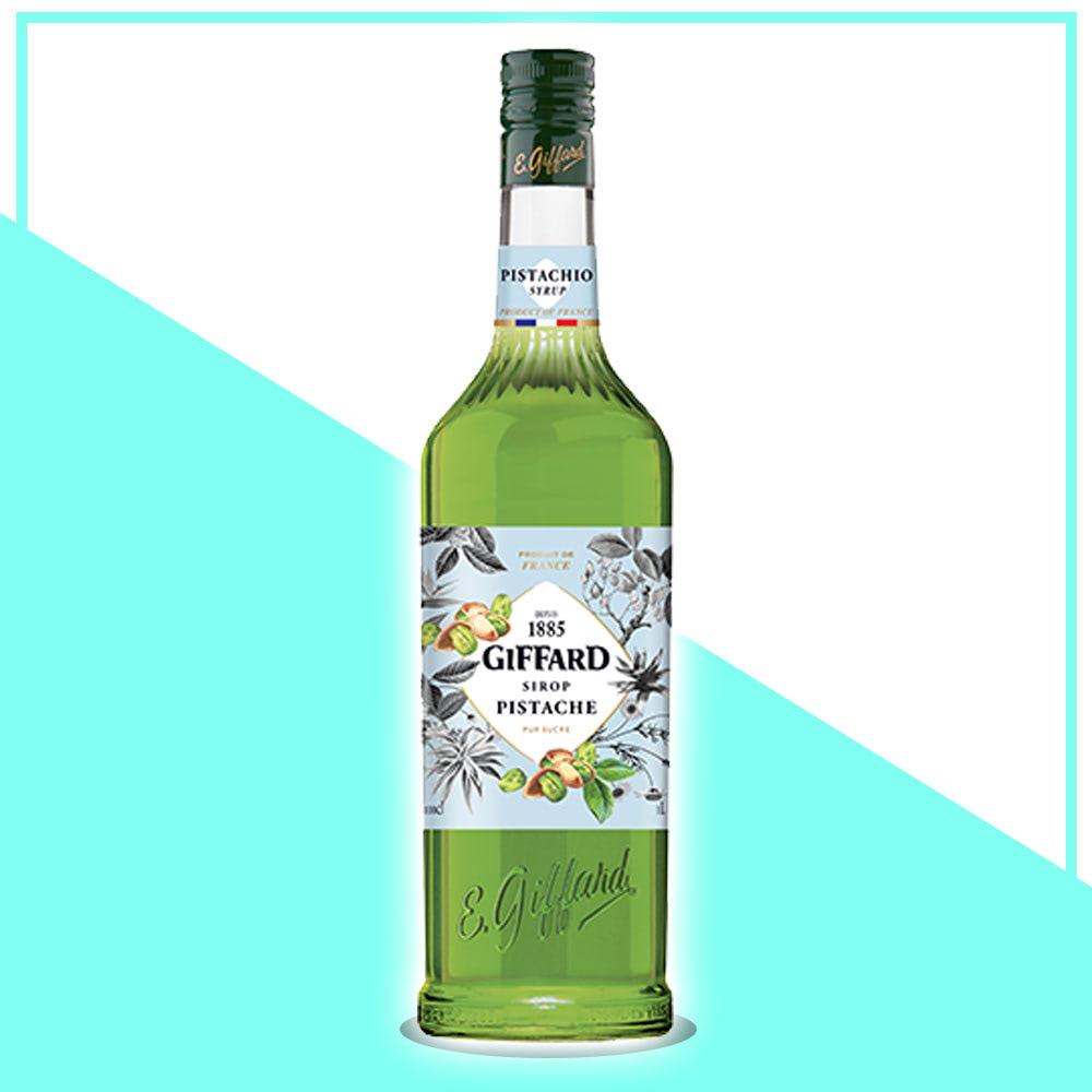 siro pistachio giffard