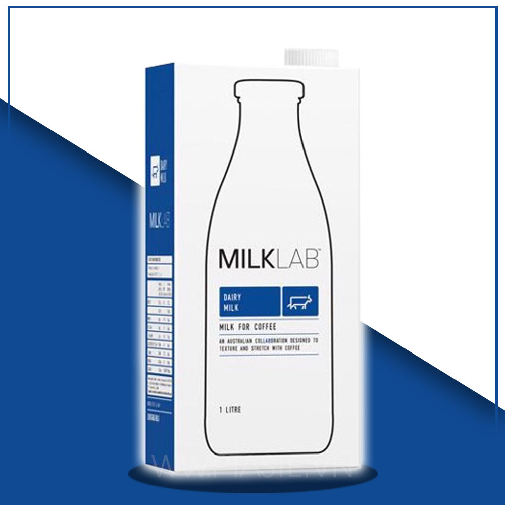 sữa tươi nguyên chất milklab