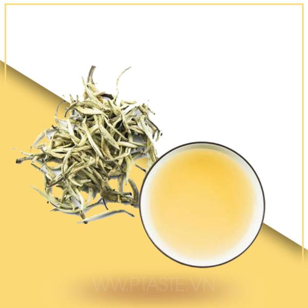 TRÀ TRẮNG RA (WHITE TEA)