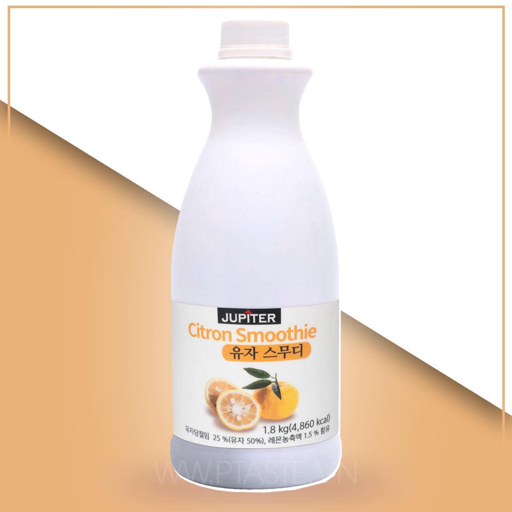 mứt sinh tố citron