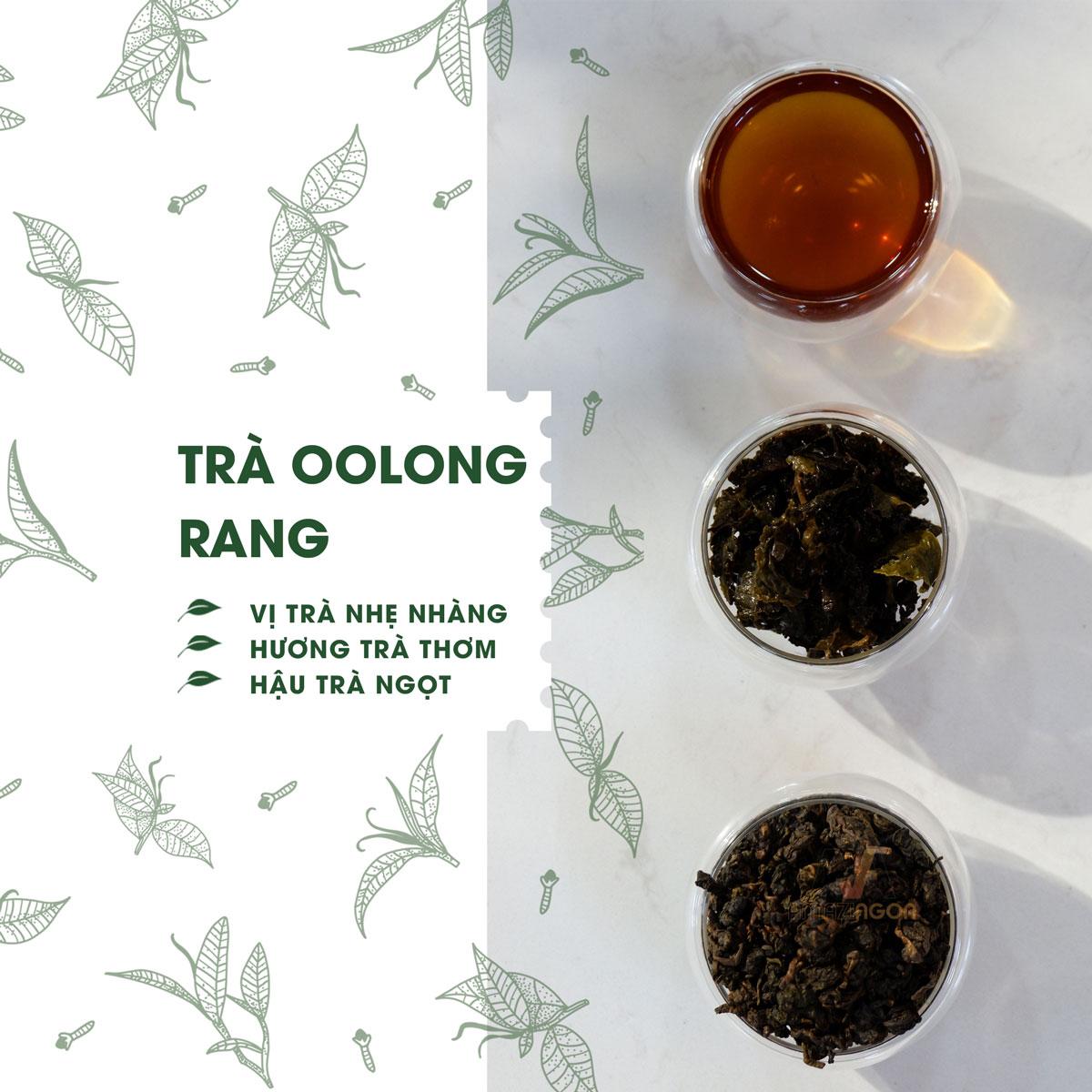 TRÀ OOLONG RANG AMAZINGON